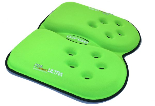 Gelco Products Green GSeat Ultra Gel Seat Cushion